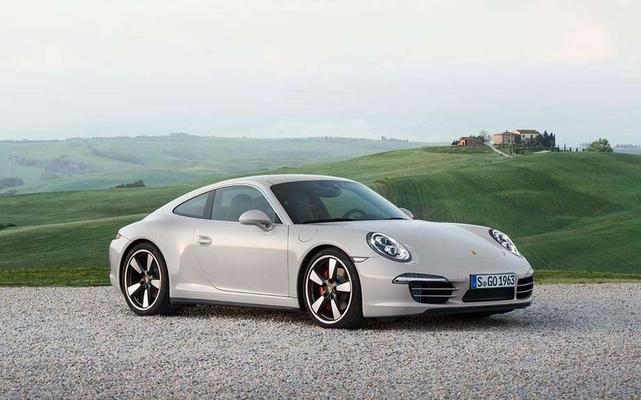 Porsche Canada establishes a new record sales in September picture #4