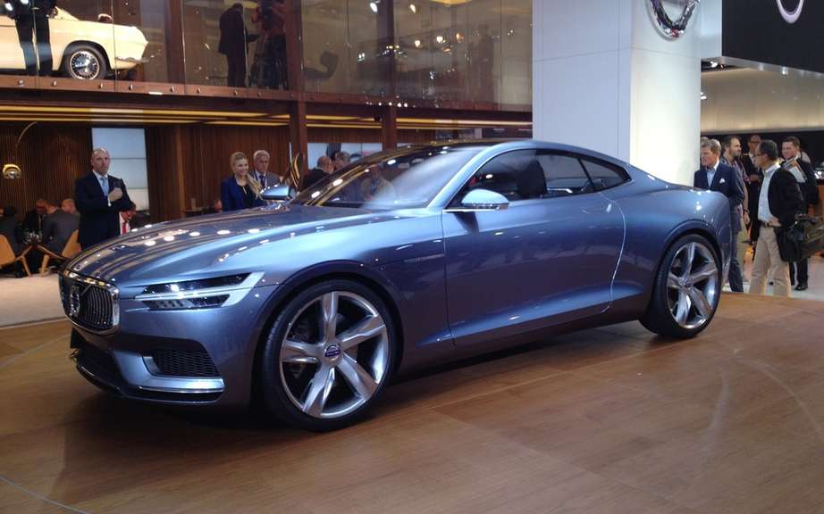 Volvo Concept Coupe: a limited production ANNOUNCED picture #3