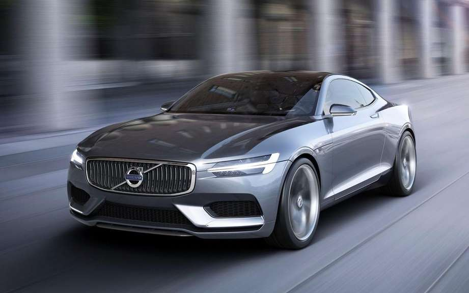 Volvo Concept Coupe: a limited production ANNOUNCED picture #4