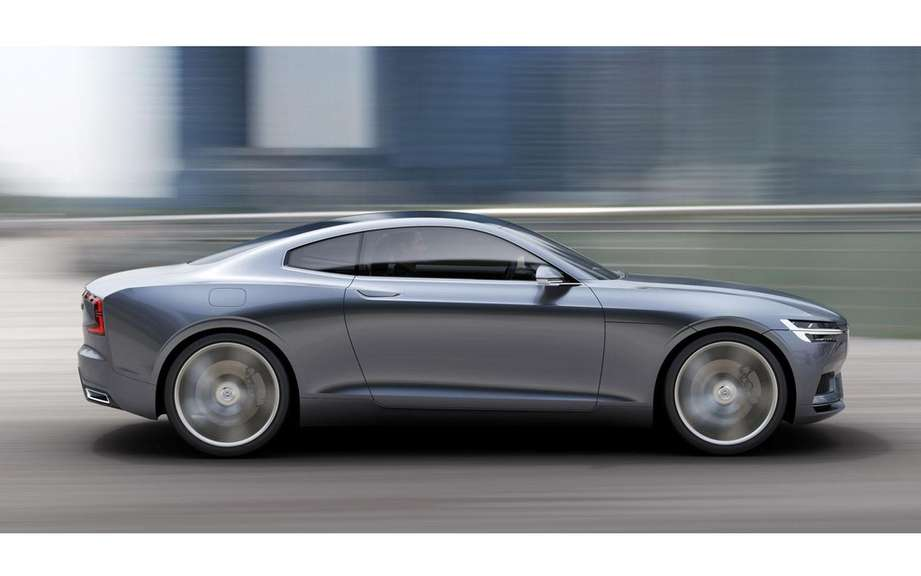 Volvo Concept Coupe: a limited production ANNOUNCED picture #5