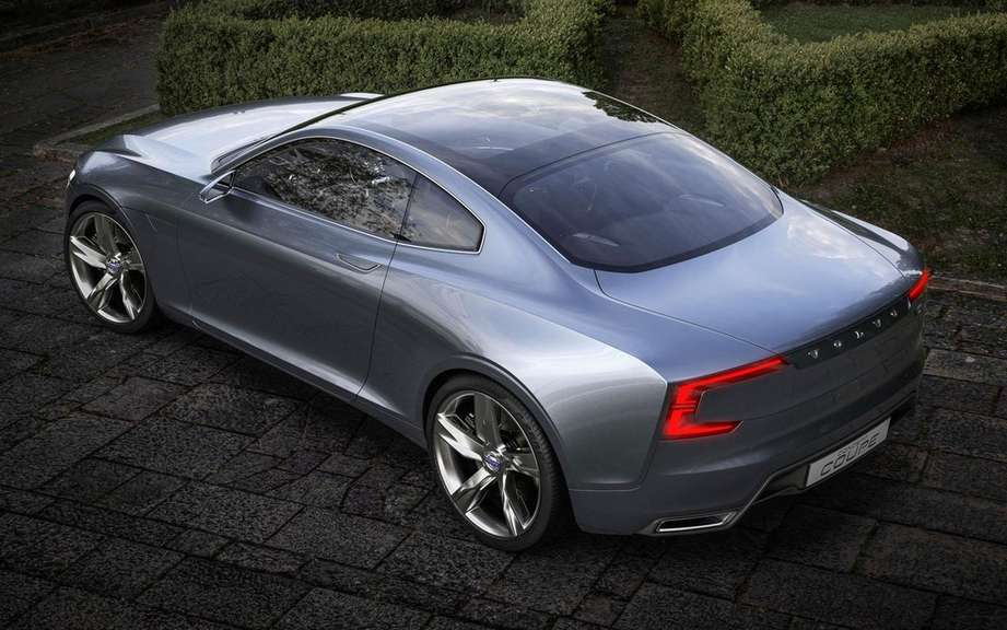 Volvo Concept Coupe: a limited production ANNOUNCED picture #6