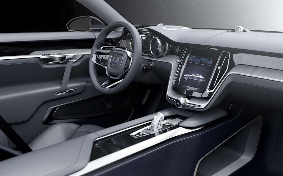 Volvo Concept Coupe: a limited production ANNOUNCED picture #7