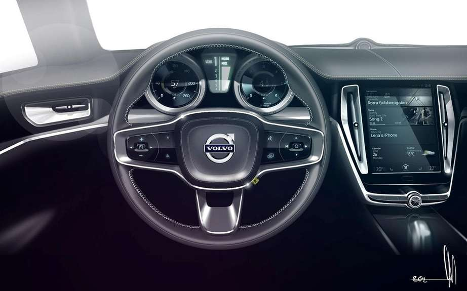 Volvo Concept Coupe: a limited production ANNOUNCED picture #8