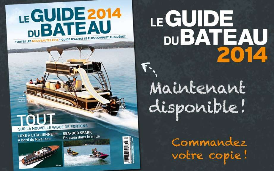 The Boat Guide 2014 is coming!