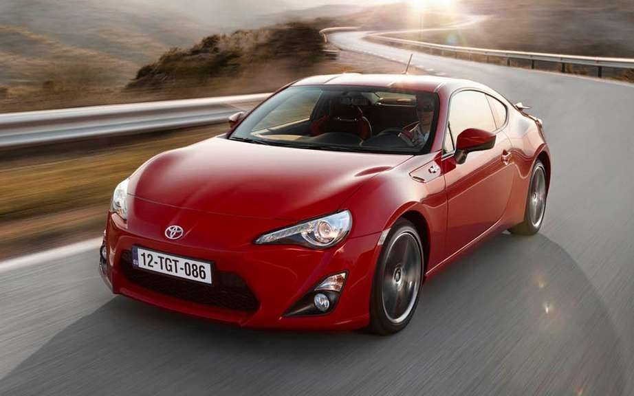 Toyota GT-86 hybrid drive picture #3
