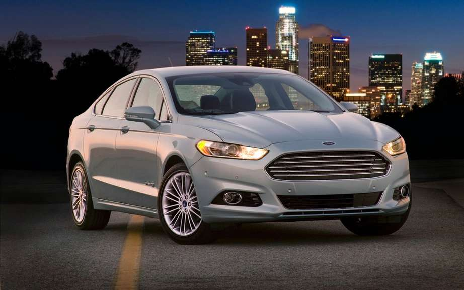 Ford recalls 370,000 cars in the U.S. and Canada due to rust