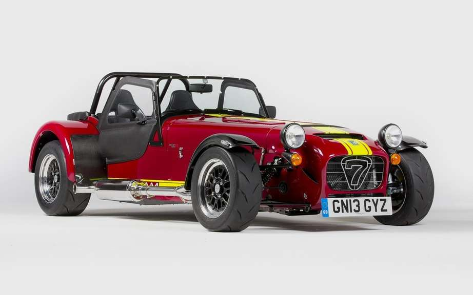Caterham has submitted its roadster 620R Goodwood picture #6