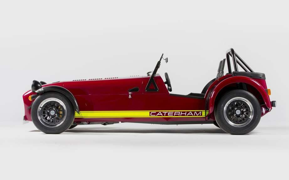 Caterham has submitted its roadster 620R Goodwood picture #7