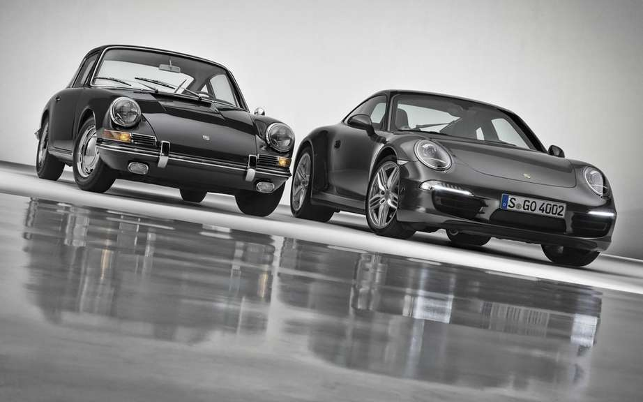 Porsche celebrates 50 years of its 911 Goodwood picture #6