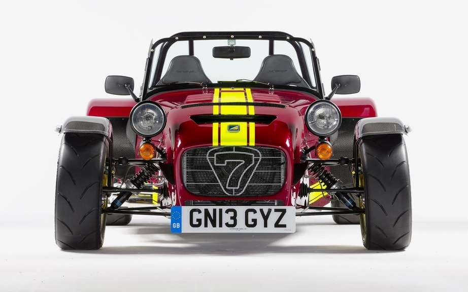 Caterham has submitted its roadster 620R Goodwood picture #8