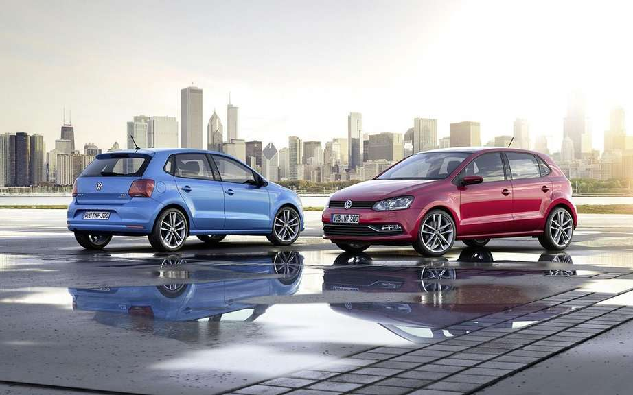 Volkswagen will finally offer its small Polo in America
