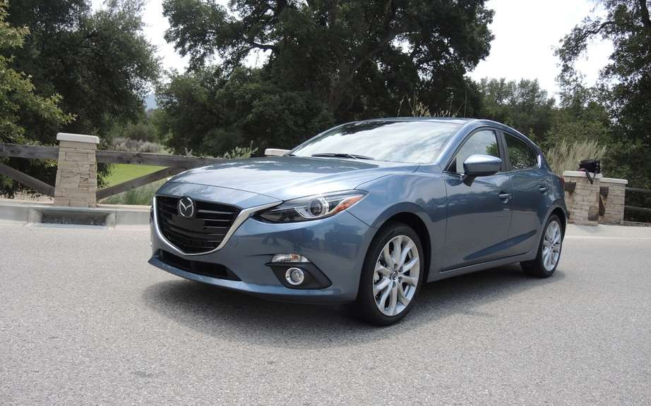 Mazda3 sedan 2014 the first official photos picture #1
