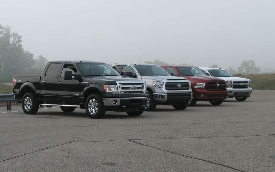 Ford F-150 2014 Tremor: first sport truck EcoBoost