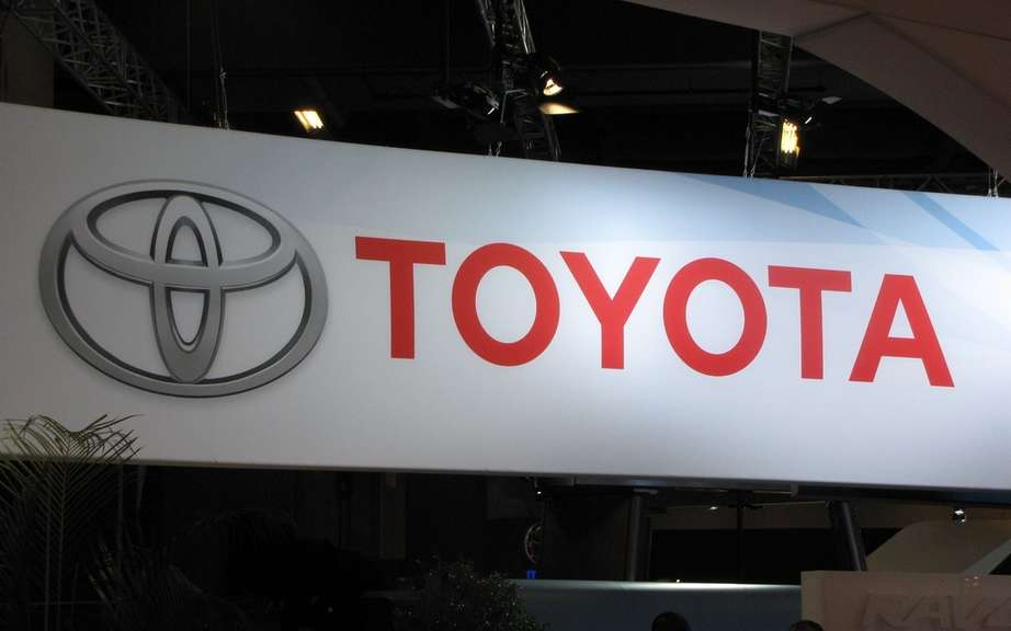 Toyota doubles its profit in the first quarter