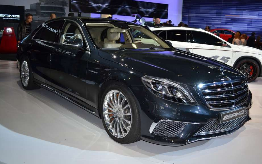 Mercedes-Benz S Pullman to replace Maybach Class
