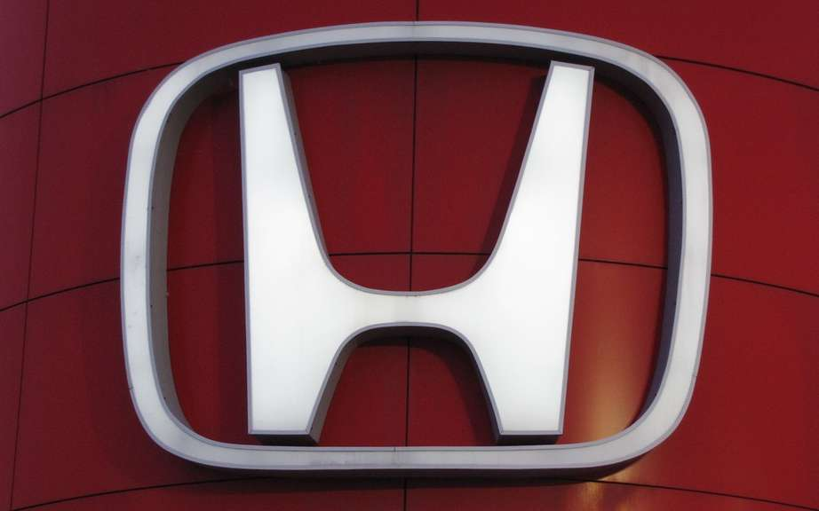 Honda Canada Announces Sales for May