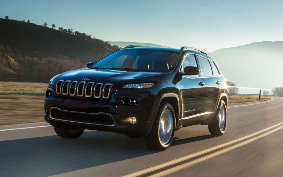 2014 Jeep Cherokee available from $ 23,495