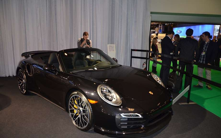 Porsche Canada establishes a 25th consecutive month of growth