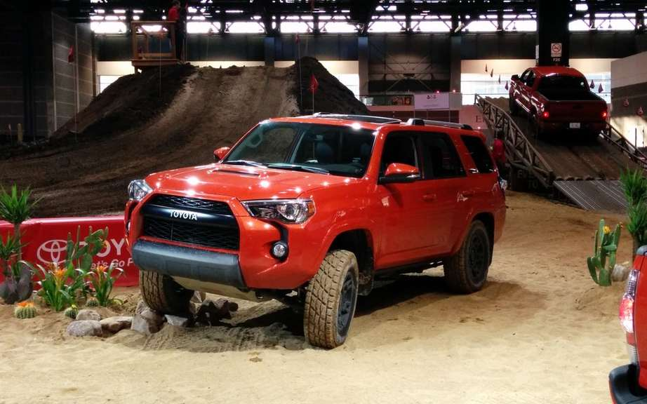 Toyota 4Runner 2014, the changes needed