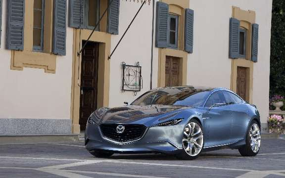 Mazda's KODO style and the Milan Design Week