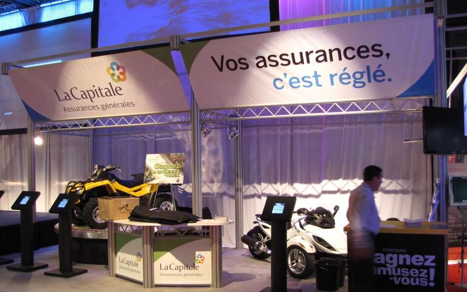 La Capitale General Insurance presented at the Salon de Quebec picture #3