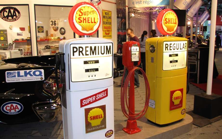 A sharp rise in gasoline prices was enacted this week