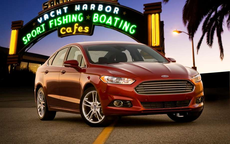Ford Fusion and Escape 2013: new reminders