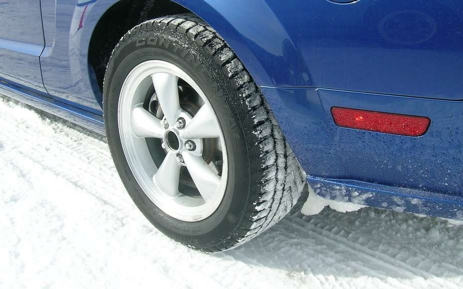 Winter tires: it'll more than 24 hours