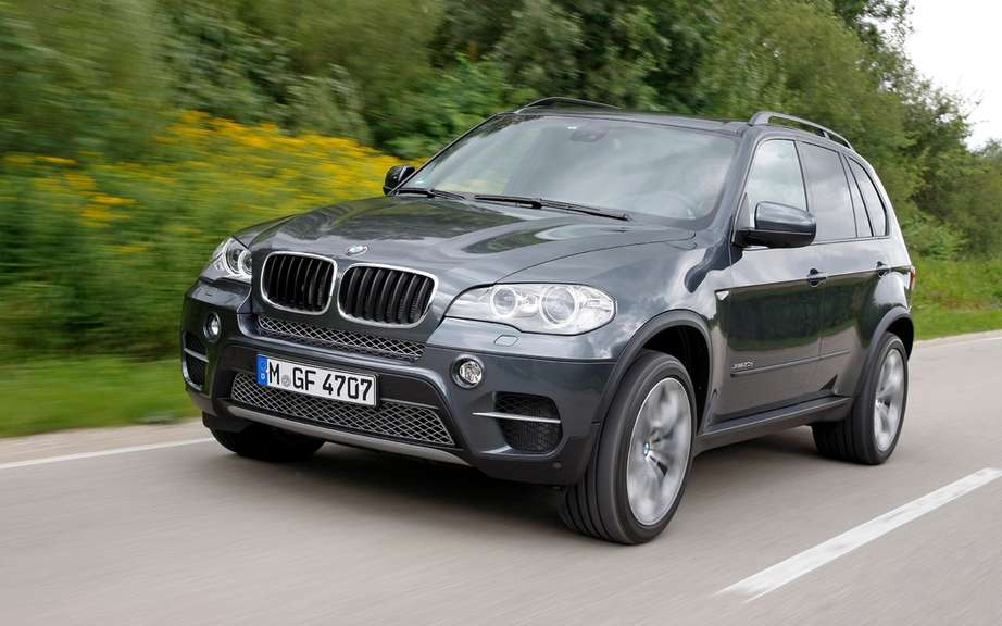 BMW recalls 250,000 SUV X5 worldwide
