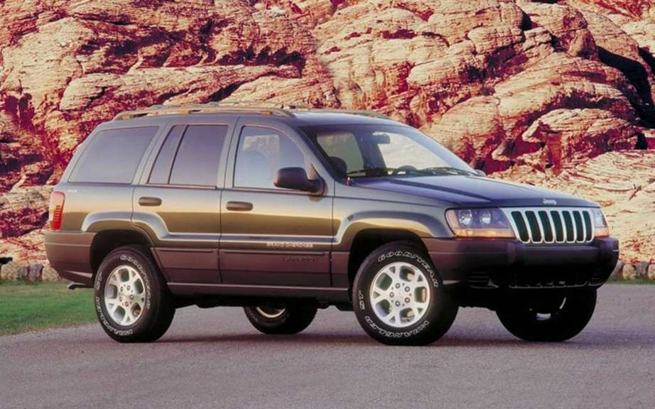 Chrysler recalls 919,000 vehicles Jeeps, including 49,000 sold in Canada