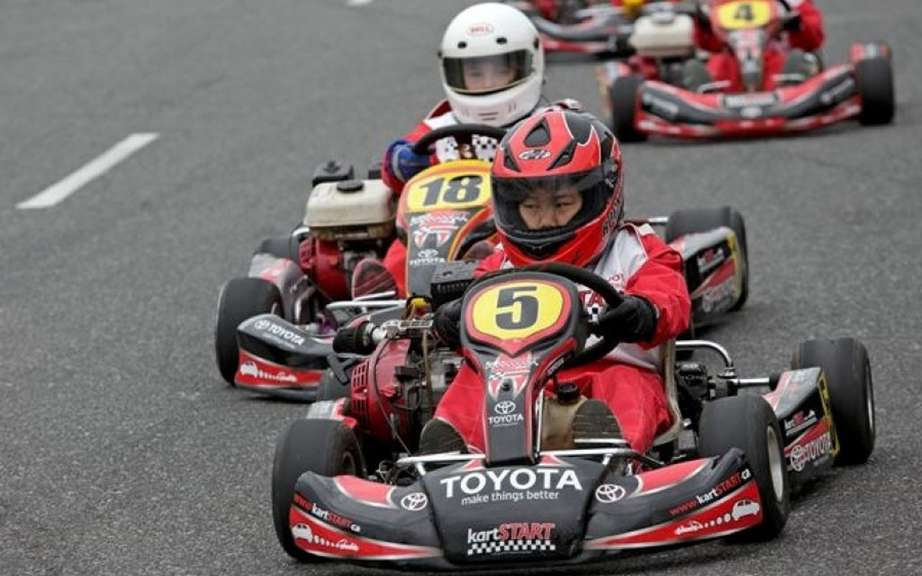 Toyota Canada supports KartSTART program