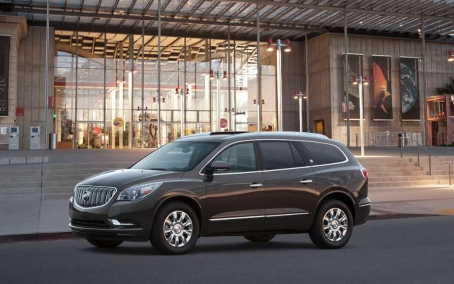 2013 Buick Enclave available from $ 41,525