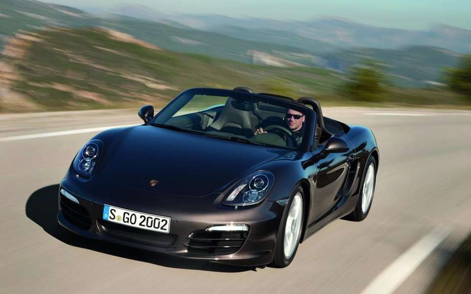 Porsche Boxster 2013: start of production the factory Osnabruck