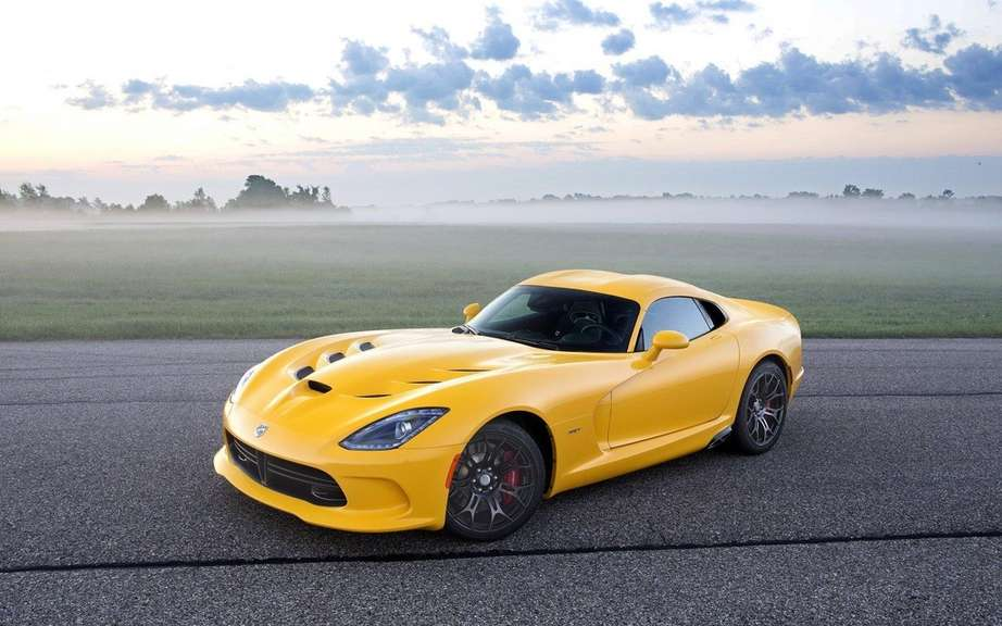 SRT Viper 2013: prices Ads