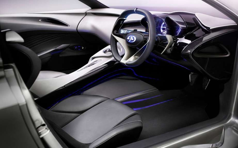 Infiniti Emerg-e Concept: Infiniti bad news! picture #4