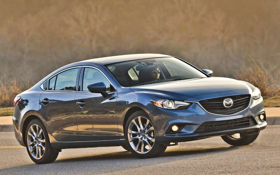Mazda Canada Announces Sales for June 2013 picture #2