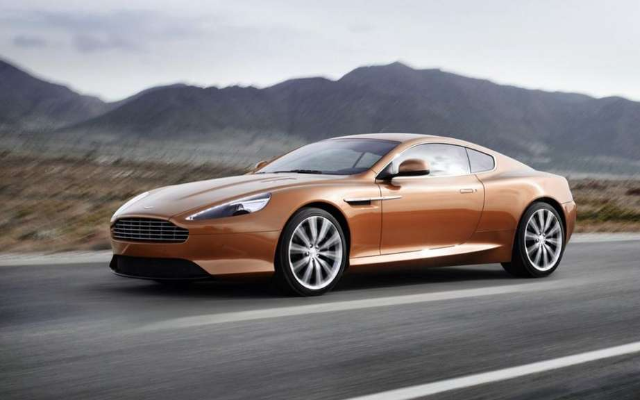Aston Martin could use more frugal engines