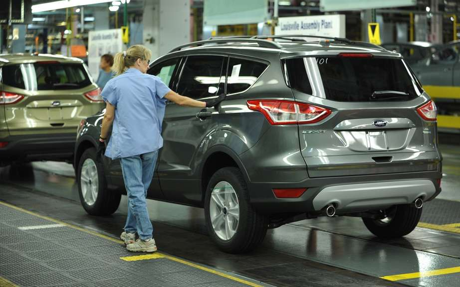 Ford METHOD urgently recall of its 2013 Escape models picture #2