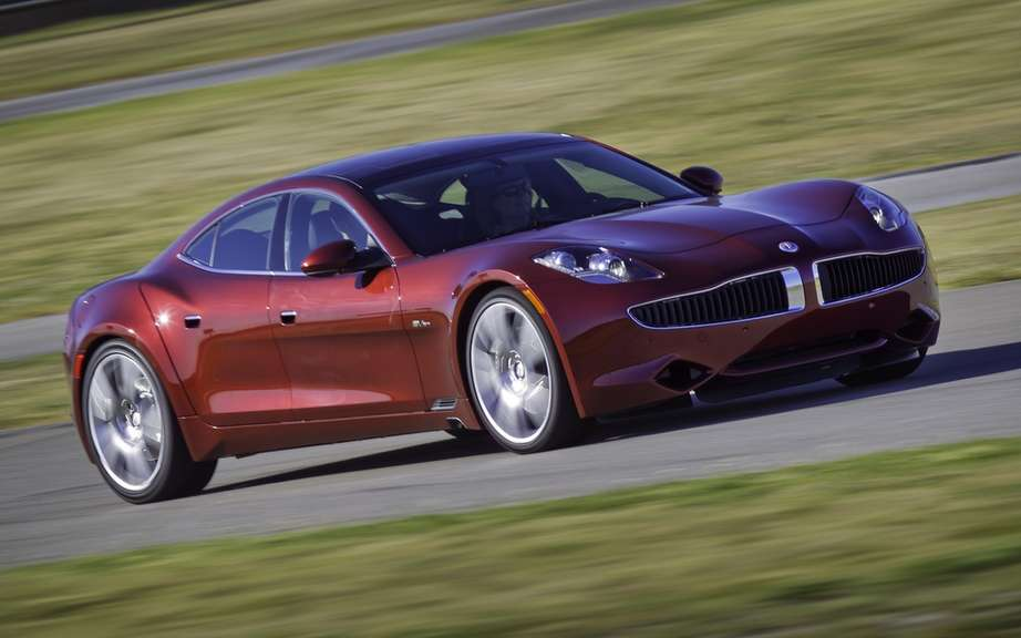 Fisker Automotive has joined Leonardo DiCaprio picture #1