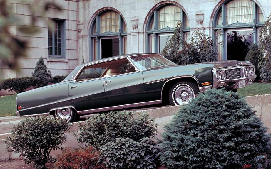Buick Electra: a possible return? picture #1