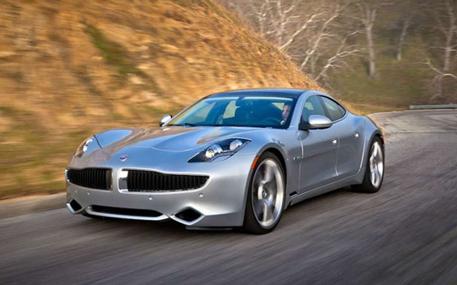 Fisker Automotive will offer its Karma sedan to Quebecois