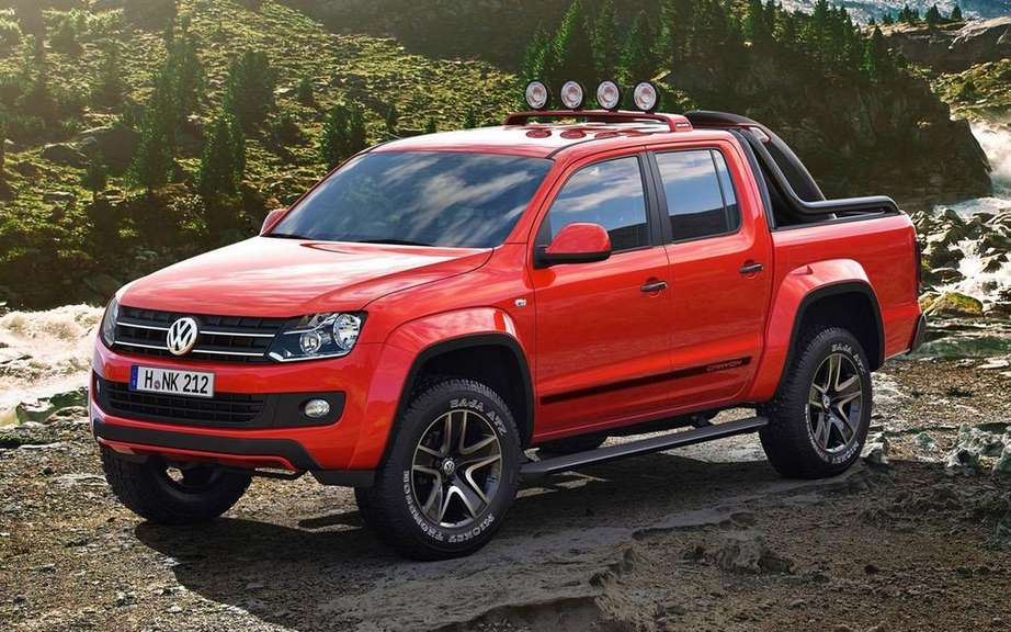 Volkswagen Amarok: after the South America