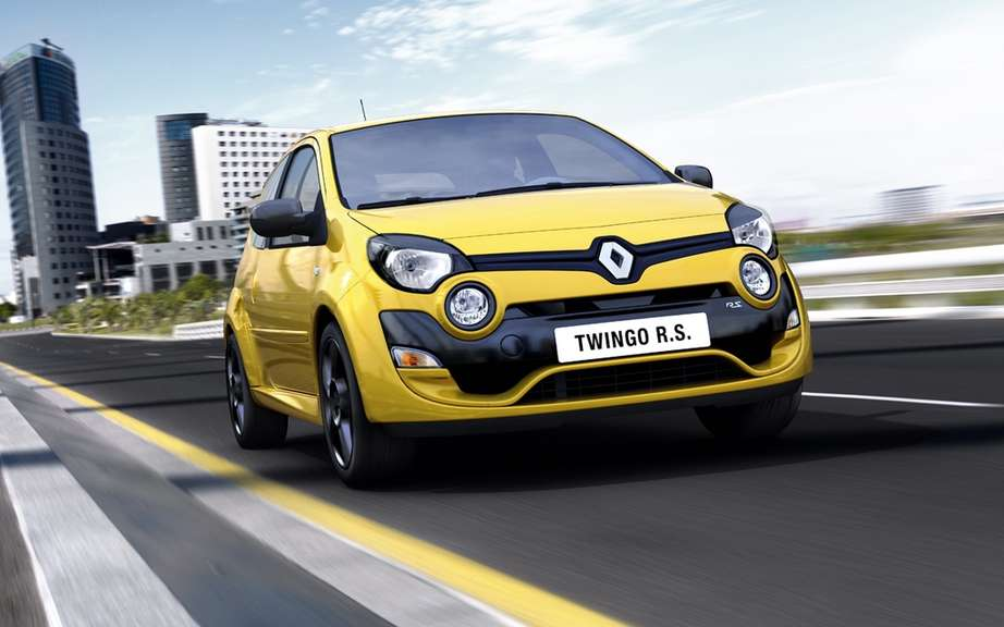 Renault Twingo RS: a unique sporty design, source of passion and emotions picture #1