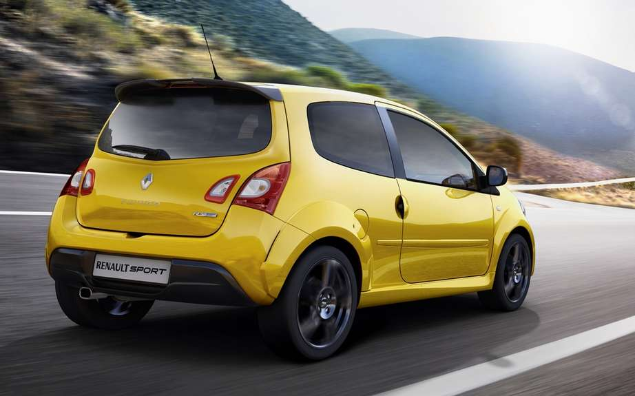 Renault Twingo RS: a unique sporty design, source of passion and emotions picture #2