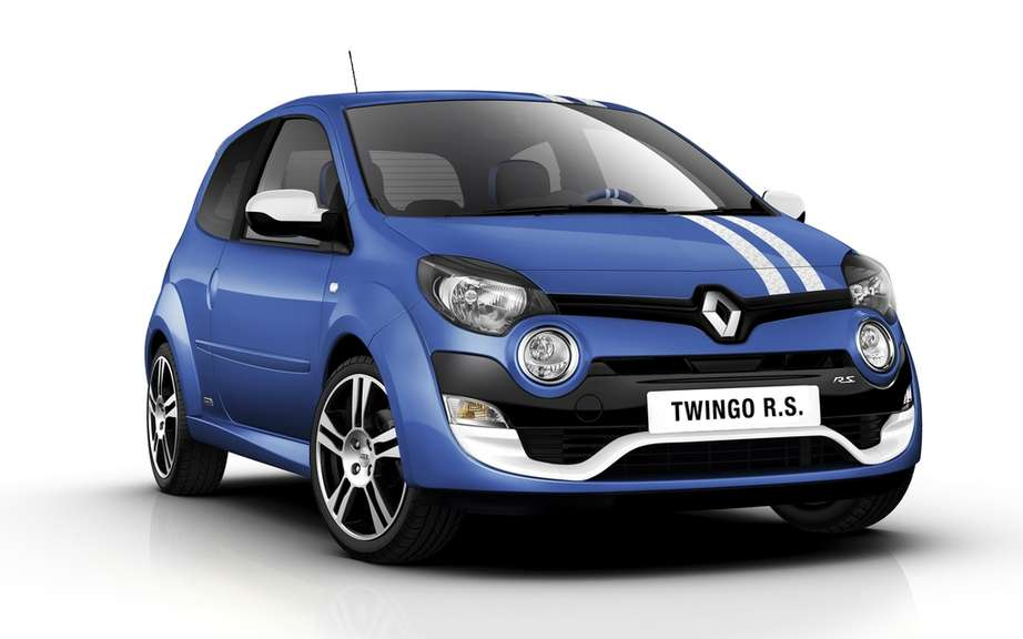Renault Twingo RS: a unique sporty design, source of passion and emotions picture #4