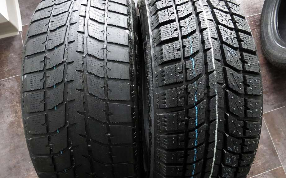Michelin X-Ice Xi3, a new virtuoso for the winter, guaranteed more picture #9