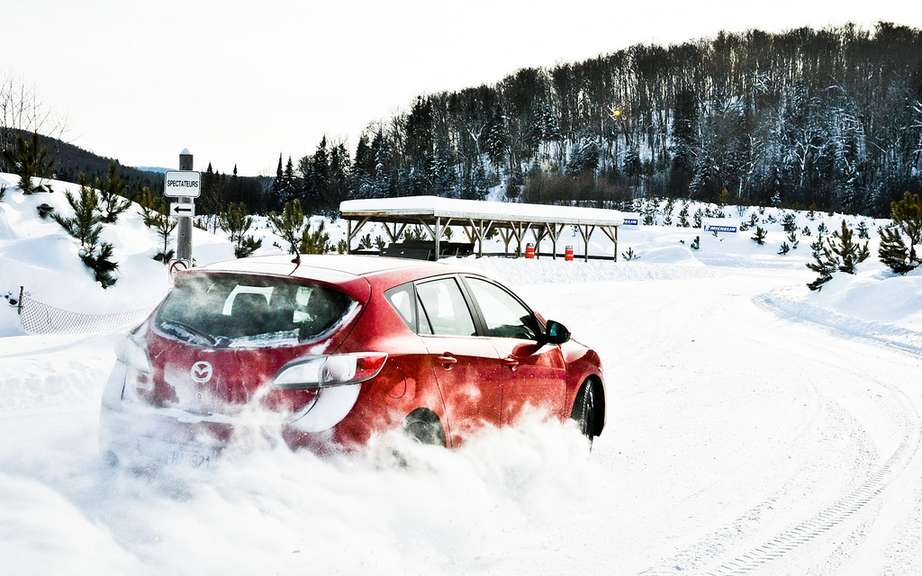 Michelin X-Ice Xi3, a new virtuoso for the winter, guaranteed more picture #13