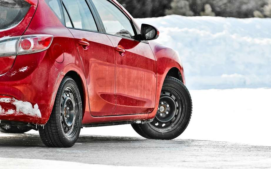Michelin X-Ice Xi3, a new virtuoso for the winter, guaranteed more picture #18