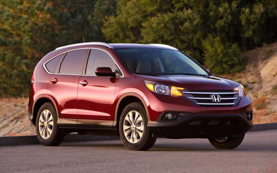 Honda CR-V 2012: Unveiling prices for Canada