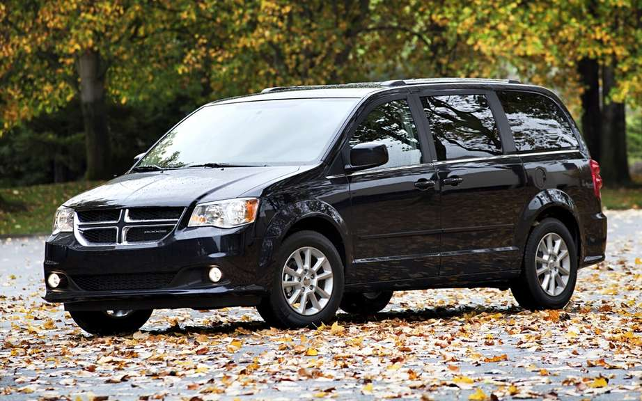 Chrysler Canada is committed to keep the Dodge Grand Caravan